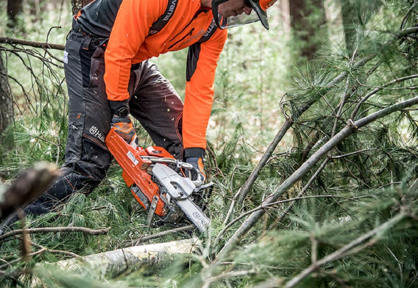 What can I use a chainsaw for?