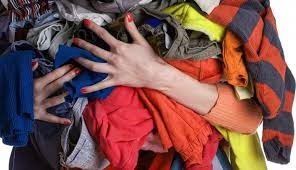 Get your Wardrobe Cleared out During Lockdown