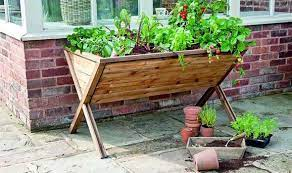 How to Grow Vegetables in Troughs