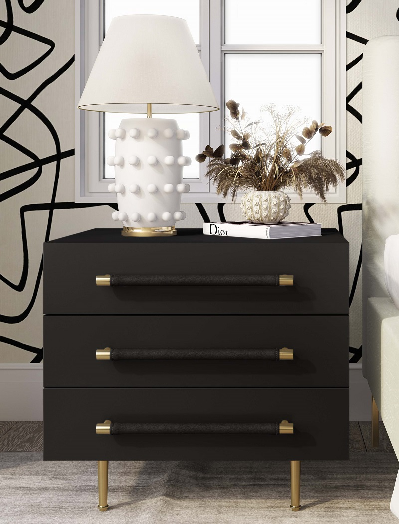 How to choose the perfect black nightstand